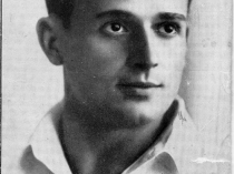 Moshé Feldenkrais as a young man