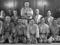 Moshé  Feldenkrais opened the first Judo club in Paris:  Jiu-Jitsu Club de France