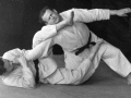 Moshé Feldenkrais learns judo from a Judo Master