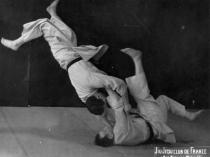 Judo with Moshé Feldenkrais