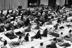 Dr. Feldenkrais Teaching