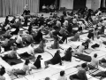 Dr. Feldenkrais students-in-training