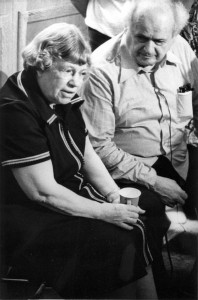 Margaret Mead & Moshe Feldenkrais